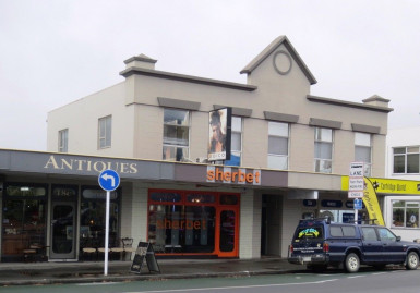 Retail Property for Lease Papanui Christchurch