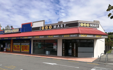 Retail Property for Lease Woolston Christchurch