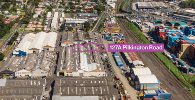 Warehouse Property for Lease Panmure Auckland