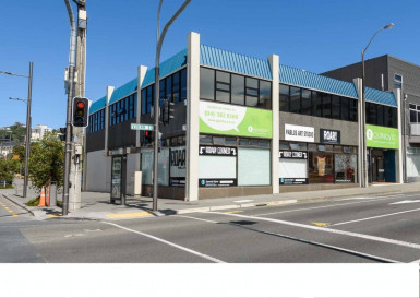 Bulk Goods and Showroom  for Lease Te Aro Wellington