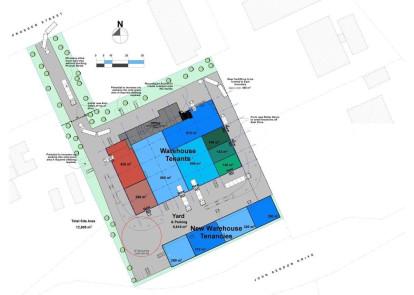 New Warehouse Property for Lease Elsdon Wellington