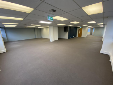Half Floor Office Property for Lease Wellington Central