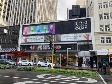 Office Property for Lease Wellington Central