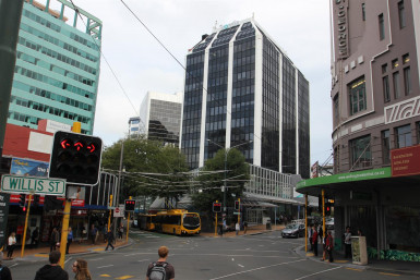 Partitioned Offices Property for Lease Te Aro Wellington