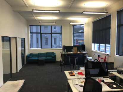 Premium Character Office Property for Lease Te Aro Wellington