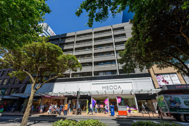 Refurbished & Efficient Offices Property for Lease Wellington Central