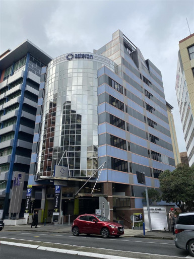Refurbished Offices Property for Lease Wellington Central