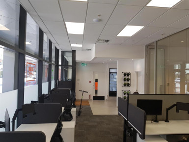 Shared Office Spaces for Lease Pipitea Wellington