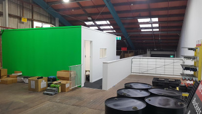 Small Warehouse and Office Property for Lease Seaview Wellington