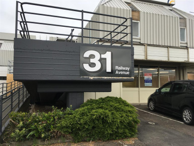 Unit F Offices Property for Lease Alicetown Wellington