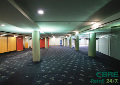 Big CBD Retail Space Property for Lease Wellington Central