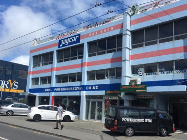 Head Turning Retail for Lease Mt Cook Wellington