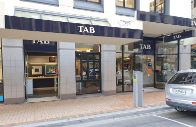 High Impact Retail Property for Lease Wellington Central