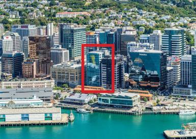 Premier Retail Space Property for Lease Wellington CBD