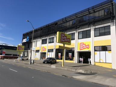 Profile Retail Property for Lease Te Aro Wellington