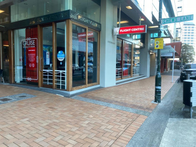 Retail for Lease Wellington Central