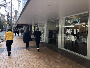Willis Street Retail Property for Lease Wellington Central