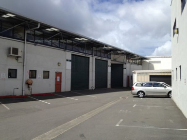 Industrial Unit  for Lease Tawa Wellington