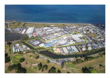Industrial Warehouse Property for Lease Petone Wellington