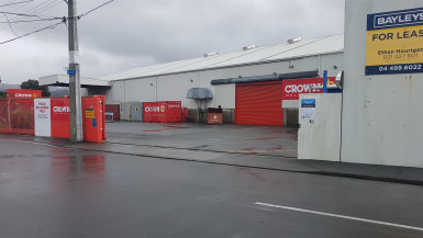 Industrial Warehouse for Lease Petone Wellington