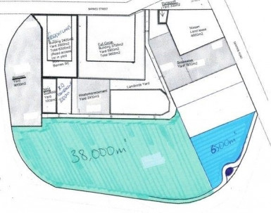 Yard Space Property for Lease Seaview Wellington