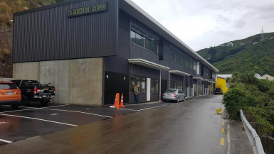 Brand New Offices for Lease Kaiwharawhara Wellington