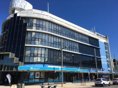 Large Office Floor Property for Lease Central Hutt