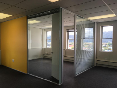 Smart Office on Professional Floor for Lease Lower Hutt Wellington