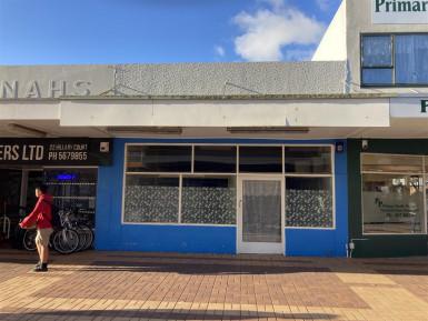Retail Shop Property for Lease Naenae Wellington