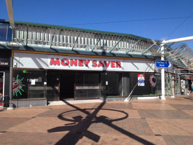 Wide Frontage Retail  for Lease Porirua Wellington