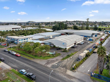 Industrial Facility Property for Sale East Tamaki Auckland