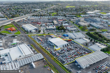 Industrial Yard Property for Sale Takanini Auckland