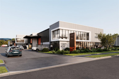Light Industrial Unit Property for Sale Pokeno Auckland