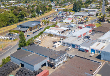 Yard & Building  for Sale Manurewa Auckland