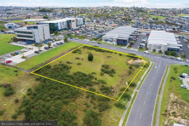 Albany City Development Land Property for Sale Auckland