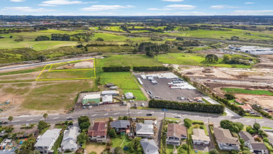 Industrial Land Property for Sale Hobsonville Auckland