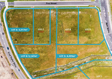 Industrual Land Lots Property for Sale Westgate Auckland