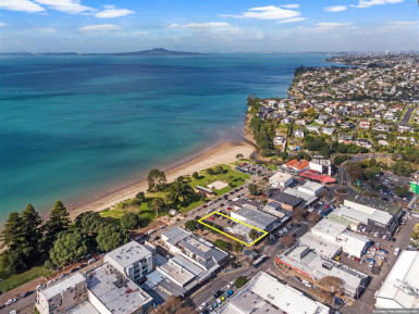 Premium Beachfront Development or Investment Property for Sale Browns Bay Auckland