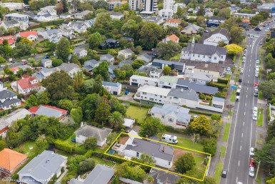 Premium THAB Development Site for Sale Remuera Auckland