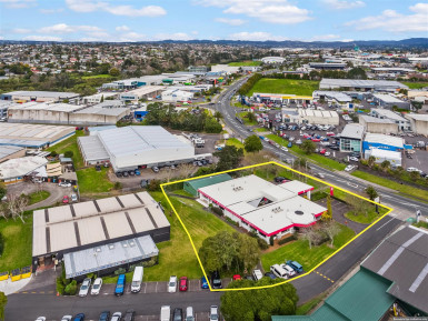 Landmark Office Building Property for Sale Henderson Auckland