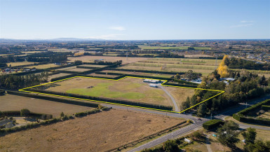 Food Manufacture and Cool Store Facility Property for Sale Swannanoa Canterbury