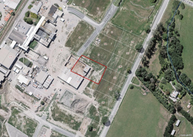 Industrial Land  for Sale Belfast Christchurch
