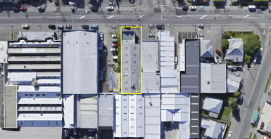 Refurbished Warehouse Property for Sale Phillipstown Christchurch