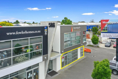 Showrooms and Bulky Goods Property for Sale Sockburn Christchurch
