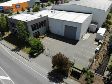 Warehouse for Sale Middleton Christchurch
