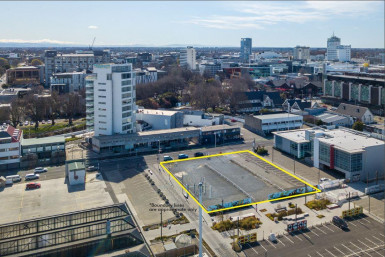 Development Site Property for Sale Christchurch Central