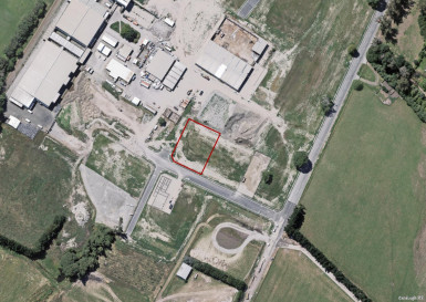 Industrial Land Development Property for Sale Belfast Christchurch