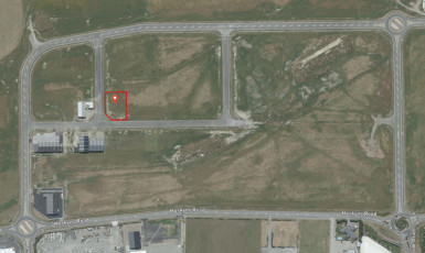 Industrial Park Land Property for Sale Rolleston Christchurch