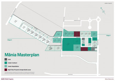 New 40 Lot Industrial Subdivision Property for Sale Hornby Christchurch