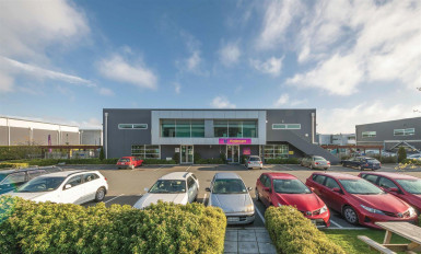 Modern Office Property for Sale Riccarton Christchurch